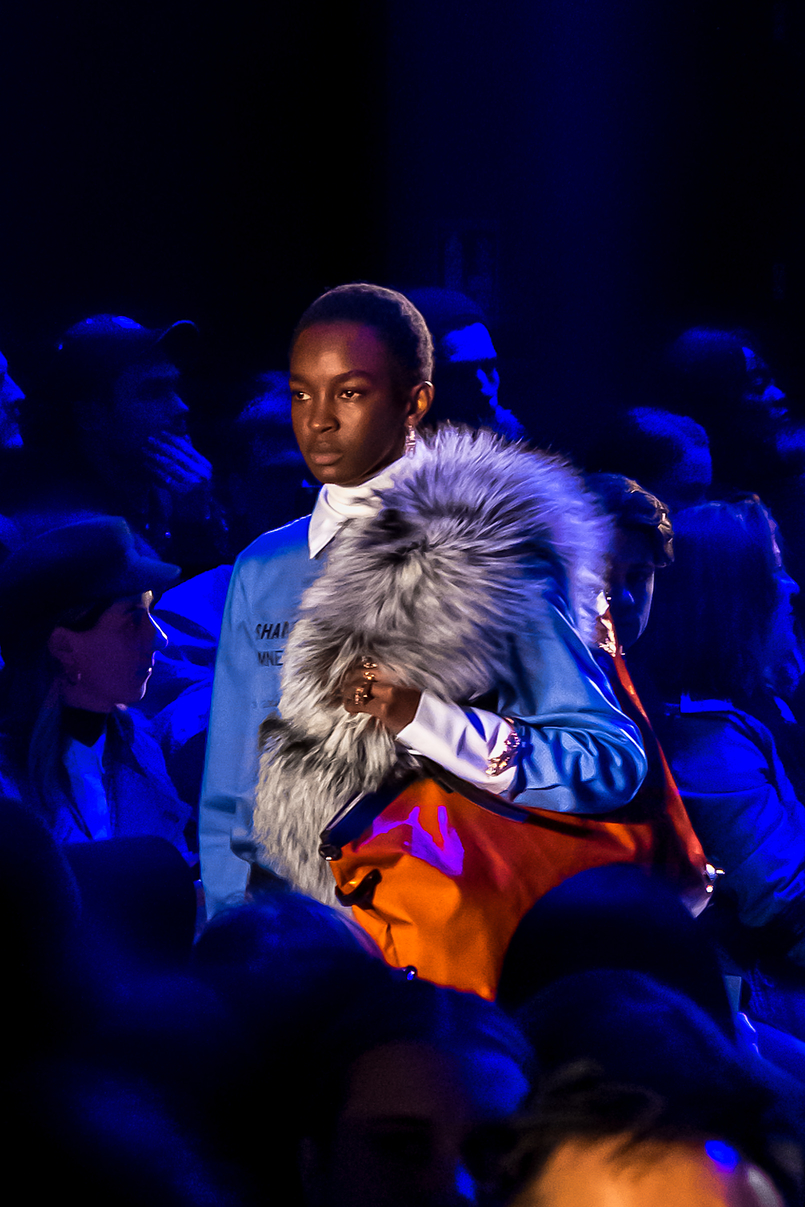 Le Fashionaire How is it like to be at Paris Fashion Week? mashama paris fashion week show 2018 3905 EN 805x1207