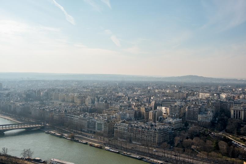 Le Fashionaire Vale a pena subir à Torre Eiffel? paisagem paris 2588 PT 805x537