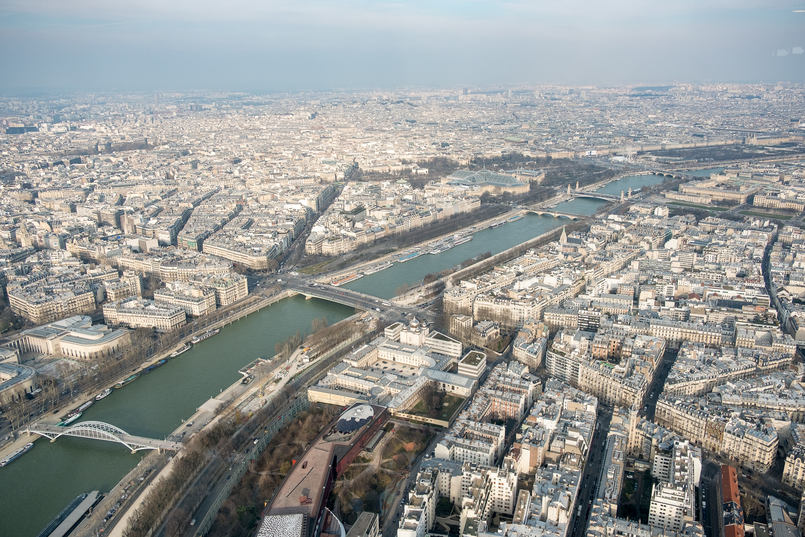 Le Fashionaire Vale a pena subir à Torre Eiffel? paisagem paris 2622 PT 805x537