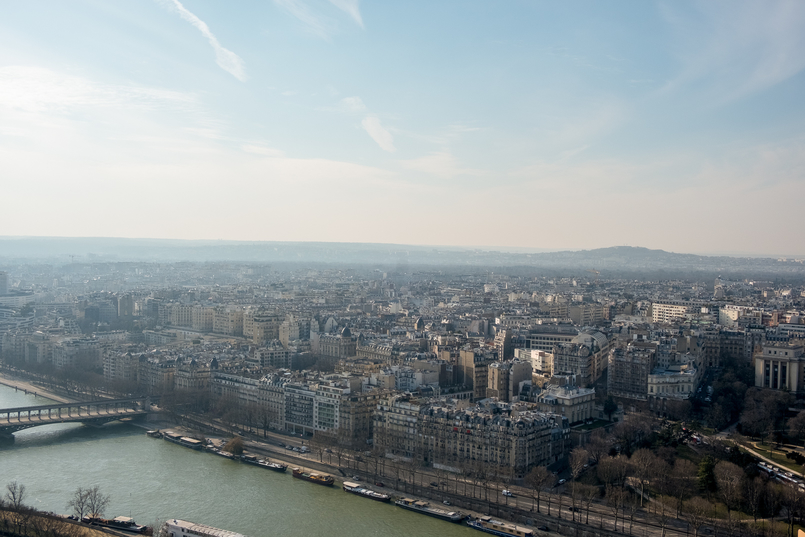 Le Fashionaire Is it worth it going to the Eiffel Tower? paris landscape 2588 EN 805x537