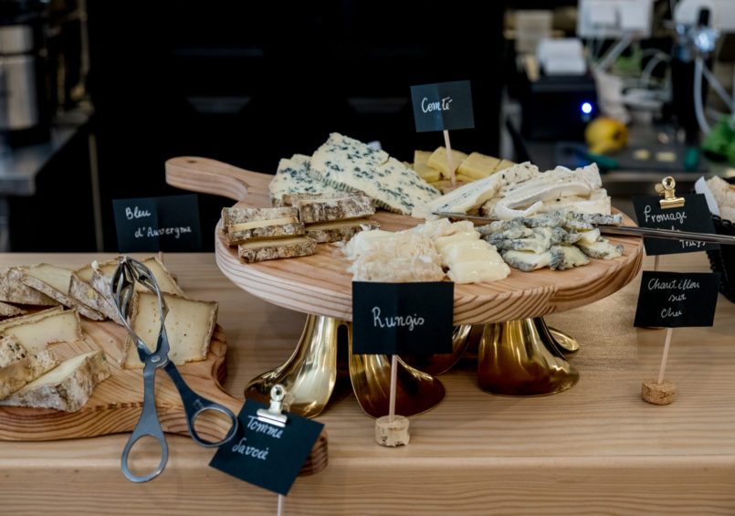 Le Fashionaire New spot in town: Brunch Parisien le brunch parisien cheese 8355 EN 805x565