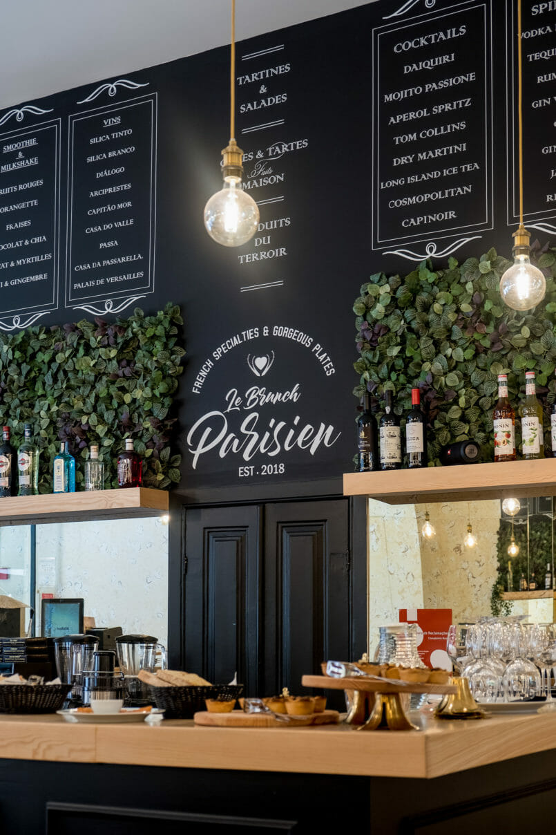Le Fashionaire New spot in town: Brunch Parisien le brunch parisien counter 8369 EN 805x1208