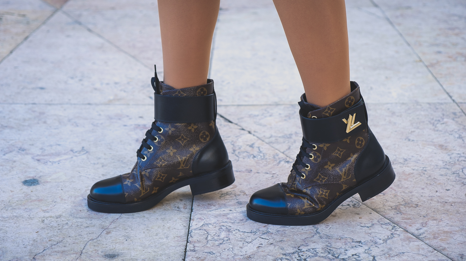 Le Fashionaire Are Louis Vuitton Ranger Plat Wonderland boots worth it? louis vuitton ranger plat wonderland boots 4162F EN