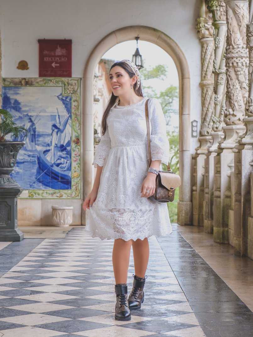 Le Fashionaire Are things just things? white lace embroidered shein skater dress pochette metis reverse louis vuitton bag louis vuitton ranger plat wonderland boots 7151 EN 805x1075